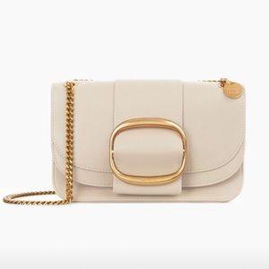 See by Chloe- hopper cross-body bag